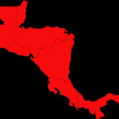Pays d'Amérique centrale pour la demande de visa en ligne